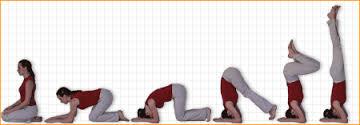 sirsha asana yoga pose